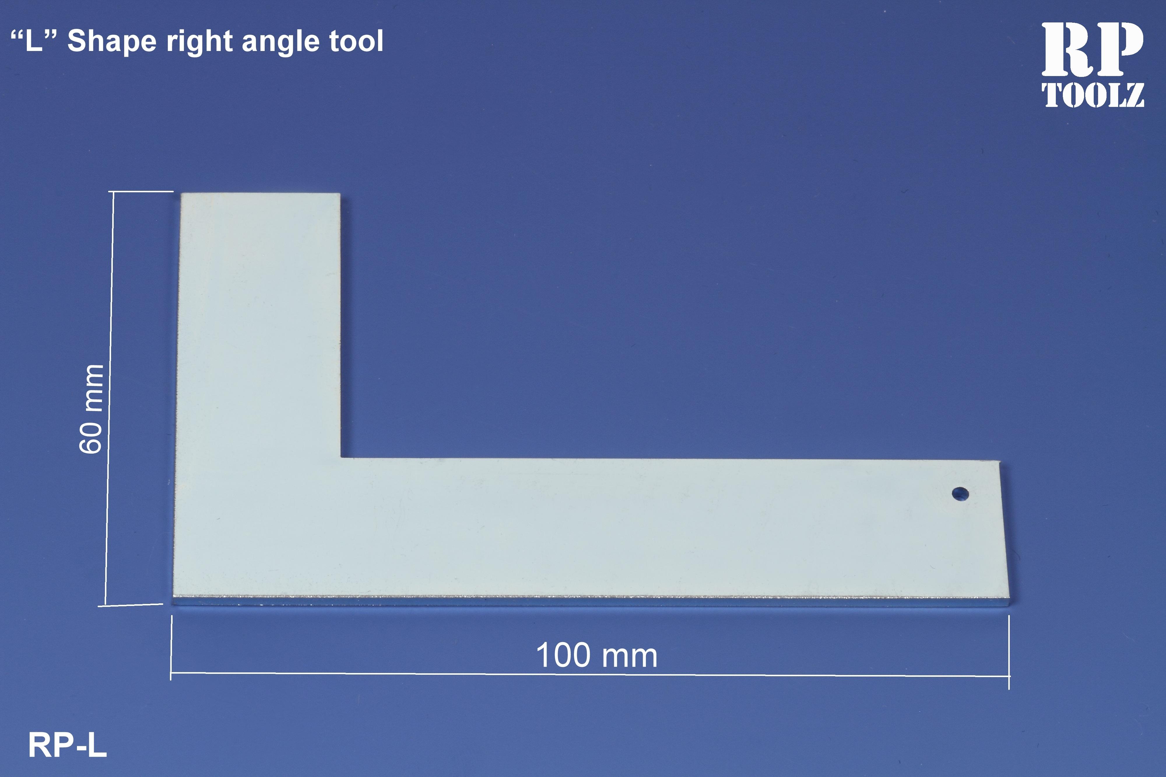 L Right angle